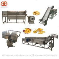 Buy High Quality Plants Automatic Sweet Frozen French Fries Making Producing Line Potato Chips Making Machine Price at wholesale prices