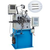 Quality High Stability Automatic Oiling Spring Forming Machine Tension Wire Spring Machine for sale