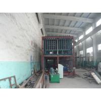 Quality 3mm - 6mm Thickness Roofing Sheet Forming Machine , Semi Automatic Tile Press Machine for sale