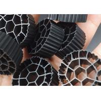 Quality Black Color K3 MBBR Filter Carrier For Industrial Water Treatment 25*10mm for sale