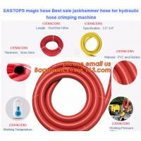 China magic hose Best sale jackhammer hose for hydraulic hose crimping machine on sale