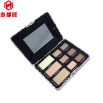 Quality Makeups Tin Box , 9 colors eyeshadow box,women makeup eyeshadow palette for sale
