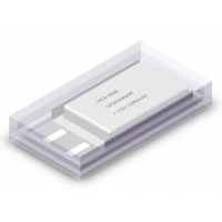 Buy cheap Self Discharge Cp502440 1200mAh Lithium Primary Cells from wholesalers