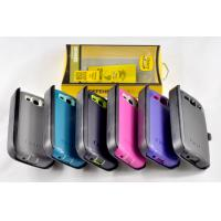 China Samsung galaxy s3 Hard shell case TPE on sale