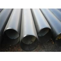 Quality Oil Water Large Diameter Low Carbon Steel , Natural Gas Cold Rolled Steel for sale