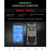 Quality Rugged PDA Handheld RFID Reader Barcode Scanner Android For Inventory Management for sale
