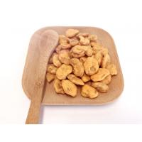 Quality Coated Fried Healthy Snack Foods Fava Broad Bean Chips With ISO for sale