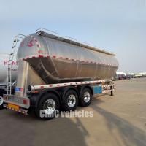 Quality Flour tanker flour transporter wheat flour trailer for sale | CIMC TRAILERS for sale