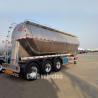 Buy cheap Flour tanker flour transporter wheat flour trailer for sale | CIMC TRAILERS from wholesalers