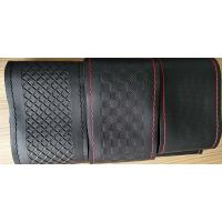 Buy Genuine leather stitching car steering wheel cover customized design customized at wholesale prices