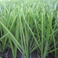 Quality Artificial Turf for Soccer Fields with 55mm Yarn Weight for sale