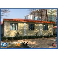Quality Prefabricated Container House Light Steel Villa Modular Homes Detachable EPS Panel for sale