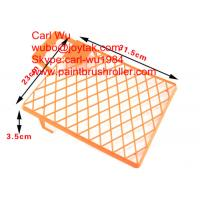 China Professional Plastic Paint Roller Grid Paint Tray Painting Tools PG-000 on sale