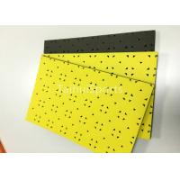 Buy PU Foam Underlay Outdoor Shock Pad Artificial Grass SGS EU Standard at wholesale prices