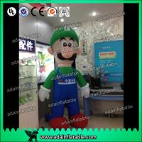 Quality Event Decoration Inflatable Mascot Custom Inflatable Mario for sale