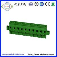 Quality F75-C-7.62 Pitch 7.62mm Head for Pluggable Terminal Blocks Connector for sale
