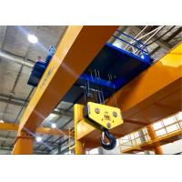 China 100 T Electric Hoist Lifting Winch with 12-18 lifting height M6 work duty on sale