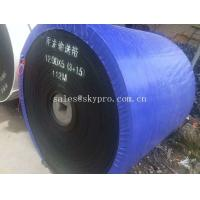 Quality Industrial Transmission Portable Conveyor Belt With Nylon / Rubber Material , OEM Service for sale