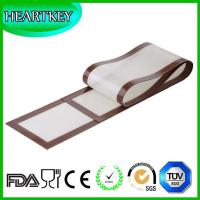 Quality Designed Pattern Printing Private Label Custom Round Silicone Baking Mat for sale