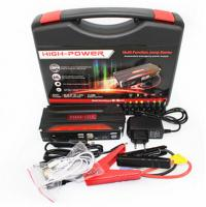 China 68800mAh/20000mAh 12V Car Jump Starter 4 USB Power Plug Emergency Battery Charger for Petr on sale