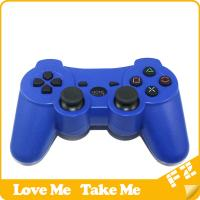 Quality Hot selling bluetooth wireless game controller For ps3 pc for sale