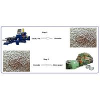 Quality Note Book Stone Paper Making Machine With Printing Technology / Kneader for sale