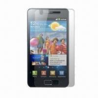 Quality Matte Screen Protector for Samsung i9100 with Contrast Enhancing and Long Protection for sale