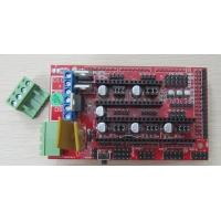 Red Solder Mask Customized LED PCB Assembly Material FR4 Finished Copper 1OZ for sale