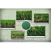 Quality High Elasticity Artificial Turf Rubber Pellets Shock Proof Recyclable Infill for sale