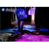 Quality Multiplayer Interactive Floor Projector Children Game for Amusement Park for sale