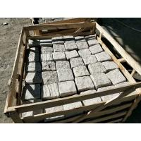 Quality Outdoor Residential Granite Paving Stones / Laying Granite Paving Slabs for sale