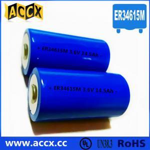 ER34615M 3.6V 14.5Ah