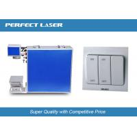 Quality Professional Laser Marking Machine With 7000mm/S Max Scanning Speed , High Power for sale