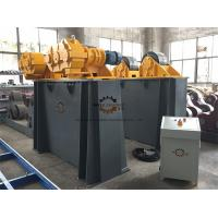 Quality Bolt Adjustment Conventional Tank Turning Rolls With Double Motor 120 Ton for sale