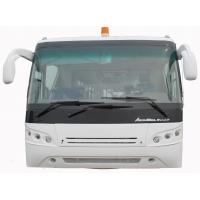 77 Passenger Airport Limousine Bus With 4 Pneumatic Double Opening Doors