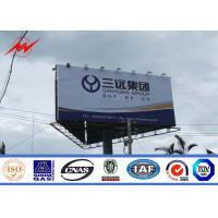 Quality 3m Commercial Outdoor Digital Billboard Advertising P16 With RGB LED Screen for sale