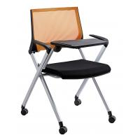 Quality Convenient Office Training Chairs With Tables Split Back Most Comfortable for sale