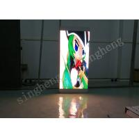 Quality Fashionable P4 Outdoor Pole LED Display Full Color Lamp Post LED Display for sale