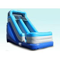 Quality Commercial Grade Large Inflatable Slide 0.55MM PVC Tarpaulins ODM for sale