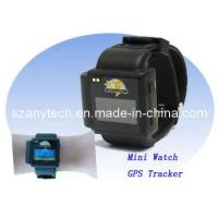 Quality Waterproof Mini Watch GPS Tracker (AT-W203) for sale