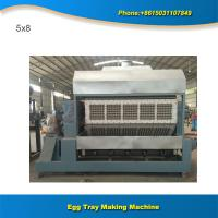 Quality Paper recycling machinefull automatic paper egg tray forming machine for sale