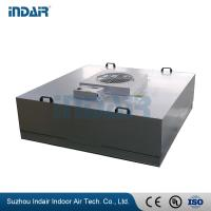 Durable FM Approval FFU Fan Filter Unit , 2 * 2 Feet Portable Hepa Filter Unit