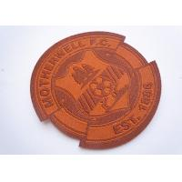 Quality Custom Embroidered Name Patches for sale
