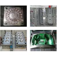 Energy Saving Technical Injection Moulding Clean Process Fast Cooling Time