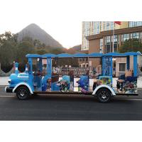 China Carton Electric Sightseeing Car Electric Person Mover 8 Passengers on sale