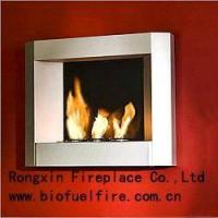 Quality stainless steel ethanol fireplace for sale