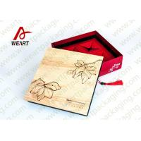 Buy cheap Gift Packaging Small Cardboard Presentation Boxes With Lids Matte Lamination from Wholesalers