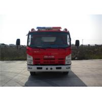 Quality Strong Lighting Capacity Light Fire Truck 360° Rotation Angle Conveniently for sale