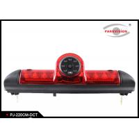 Easy installation 3rd Brake Light Camera 170 degree with six infrared led lights