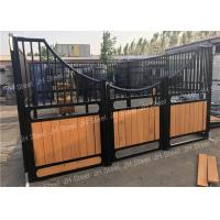 Buy Pressure Welding Horse Stables For Protecting Owners And Horses Safety at wholesale prices